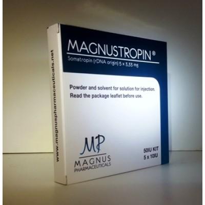 Magnustropin HGH